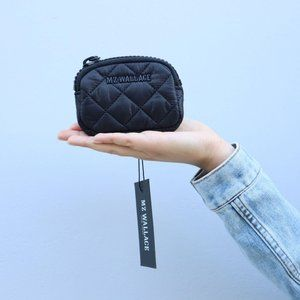 Medium Metro Quilted Link Pouch Bag